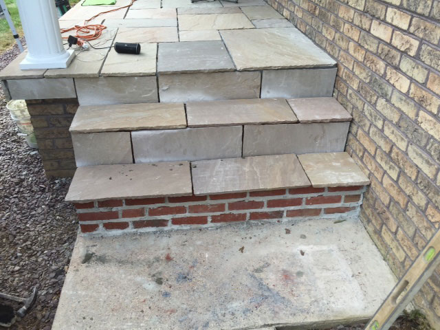 Anvil Masonry Brick Block Stone Walkways Patios